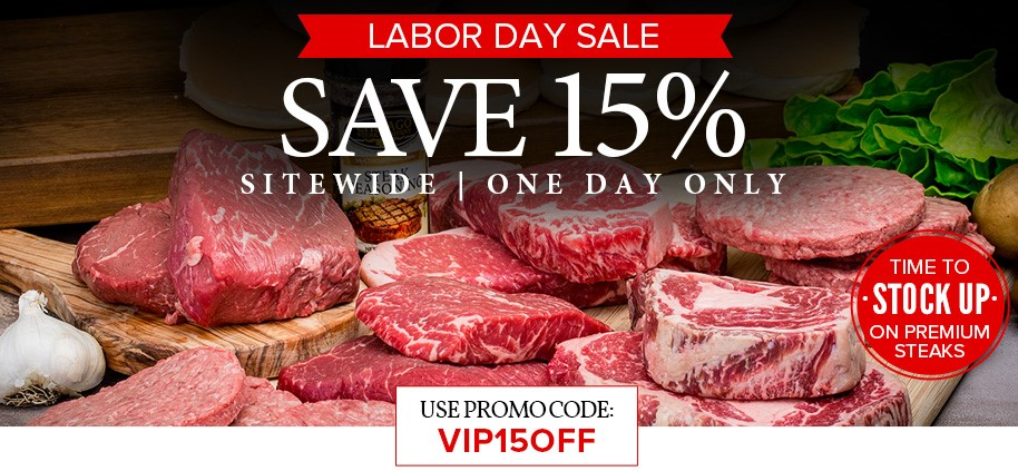Labor Day Sale Save 15% Sitewide one day only